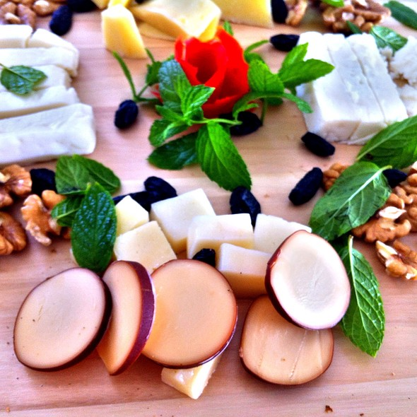 Cheeses @ Home