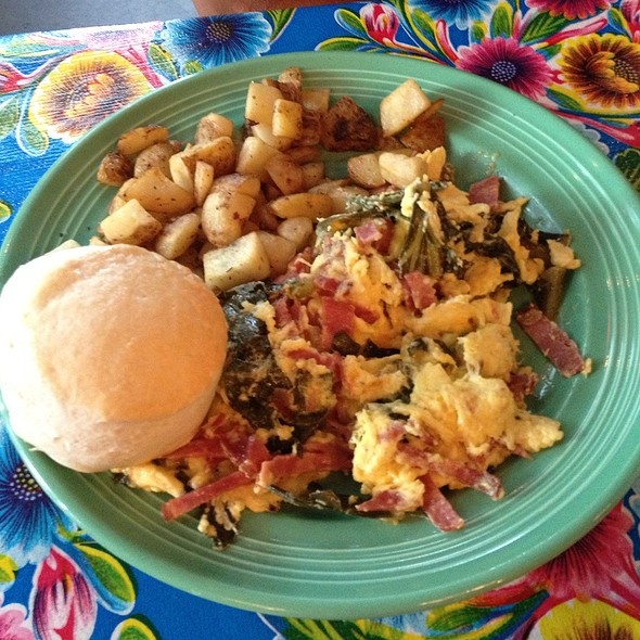 Southern Scramble @ Flying Biscuit Cafe
