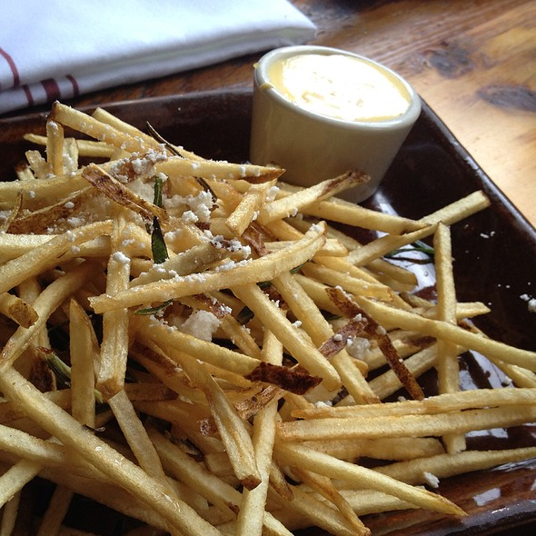 Shoestring Potatoes - Laundry, Steamboat Springs, CO