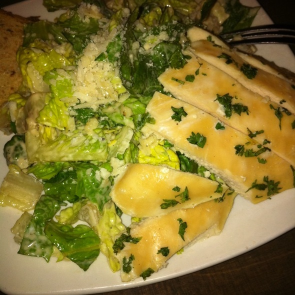 Chicken Caesar Salad @ Metropolitan Cafe