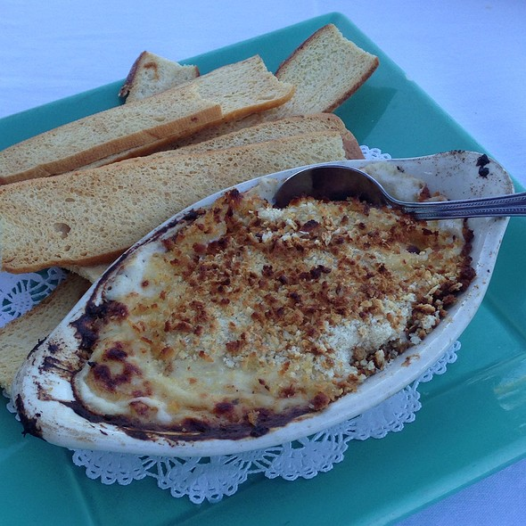 Cheese & Crab Dip
