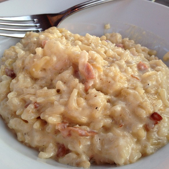 Pancetta Risotto - Sunset Cove, Tarrytown, NY