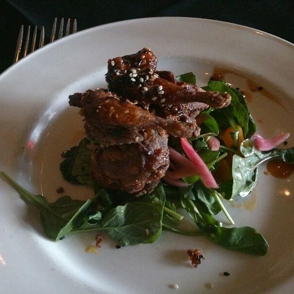 Ponzu Quail - Simms Steakhouse, Golden, CO