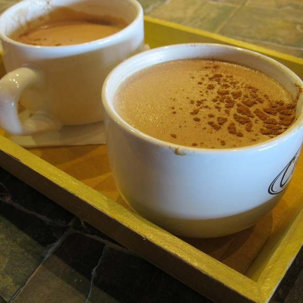 Mayan Hot Chocolate @ Cocoa Dolce