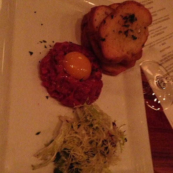 Southeastern Family Farms Dry-Aged Steak Tartare - Neighborhood Services, Dallas, TX