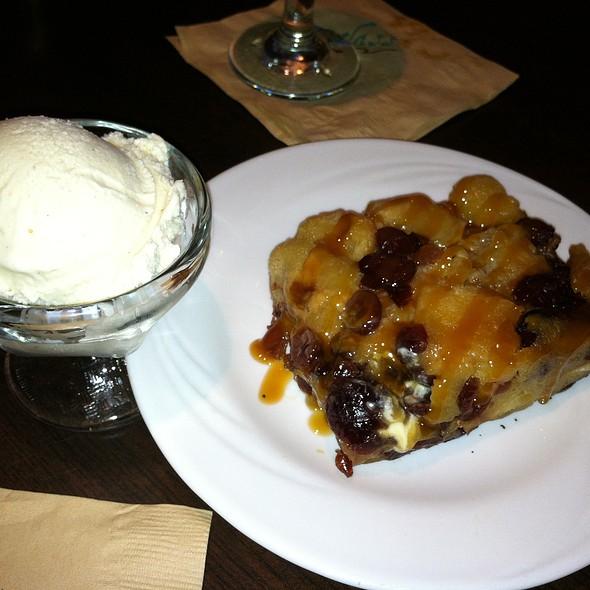 Seasonal Bread Pudding - Seaglass Restaurant and Lounge, Salisbury, MA