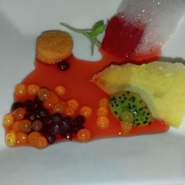 Fruit Salad @ 1515 Restaurant