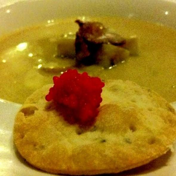 Shrimp And Corn Chowder @ 1515 Restaurant