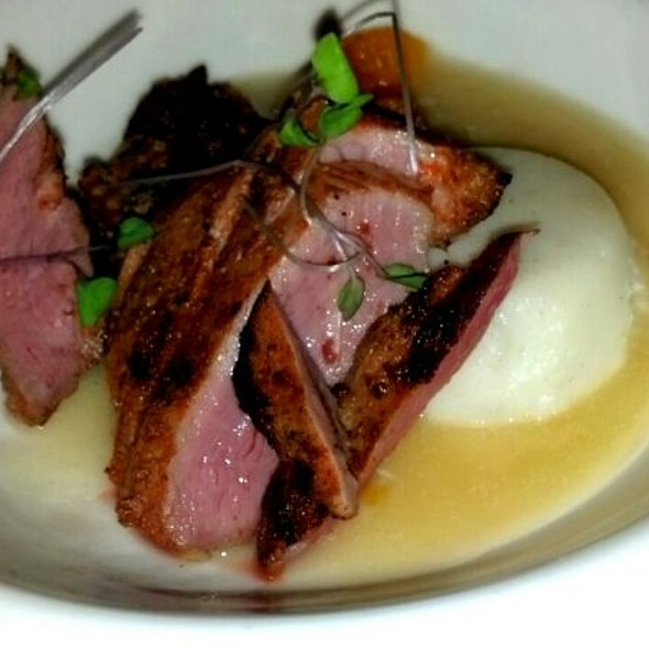 Seared Duck Breast  @ 1515 Restaurant