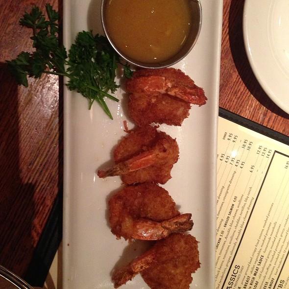 Coconut Shrimp - Twin City Grill, Bloomington, MN