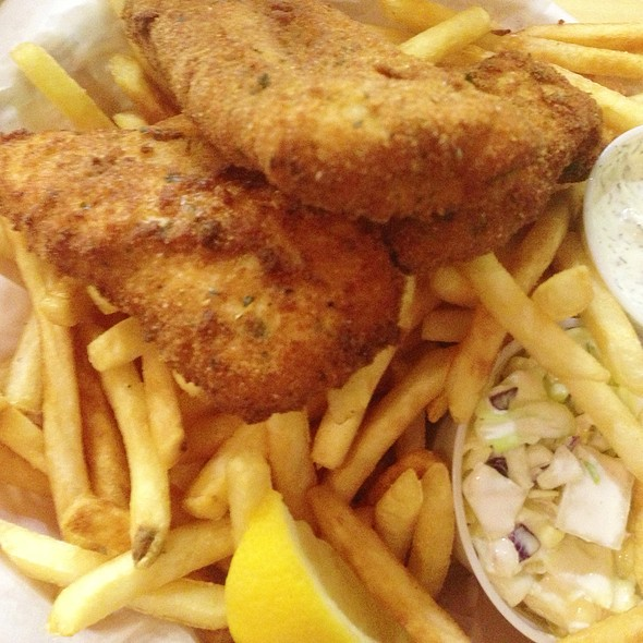 Fish and Chips @ Coconut's Fish Cafe Llc