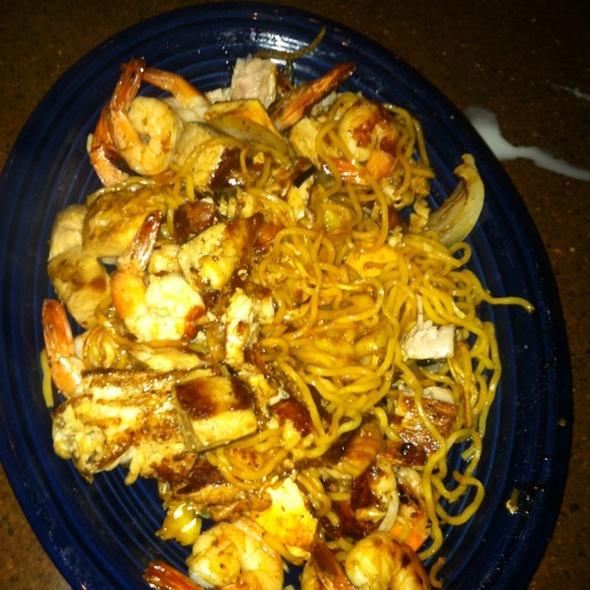 Seafood Mixture - Fire + Ice Grill + Bar, Anaheim, CA