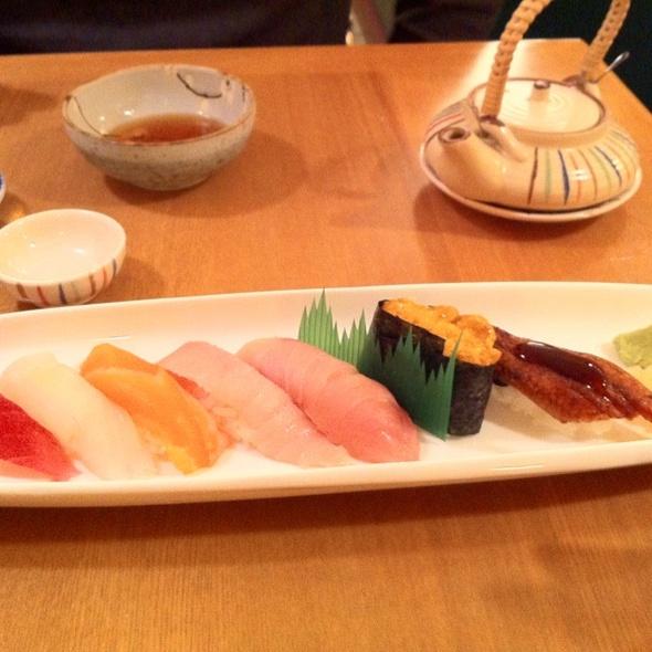 Sushi @ Aoyama Sushi Restaurant