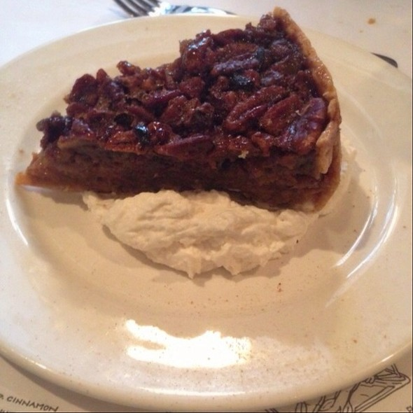 Sweet Potato Pecan Pie @ K-Paul's Louisiana Kitchen