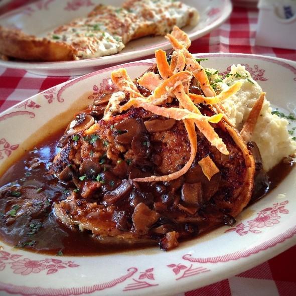 Italian Meatloaf - Kenny's Italian Kitchen, Dallas, TX