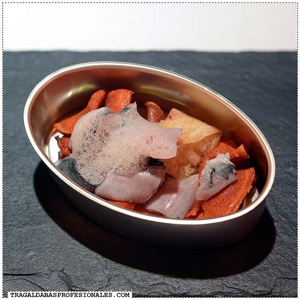 Sardines @ Restaurante Pablo