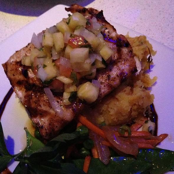 Grilled Mahi Mahi - Aguaviva, Old San Juan, PR