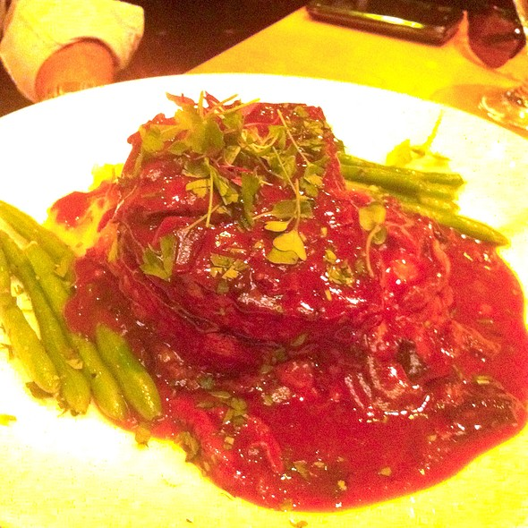 Veal Meatloaf  - Rustic Kitchen, Boston, MA