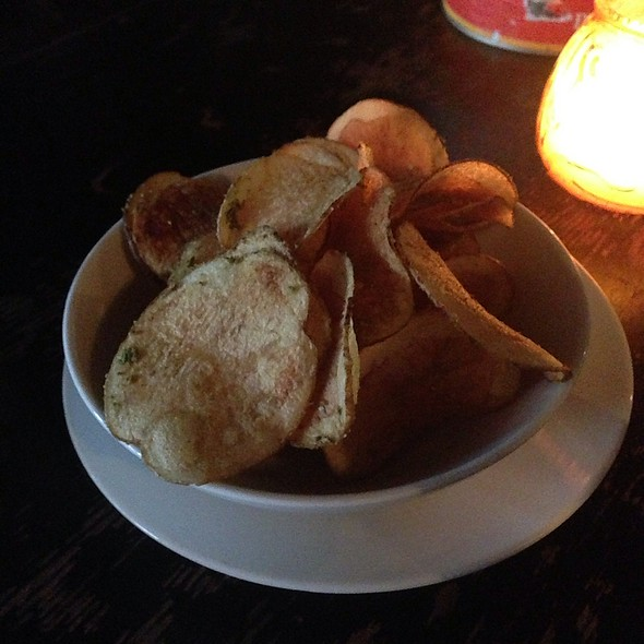 Duck Fat Chips - Three Aces, Chicago, IL