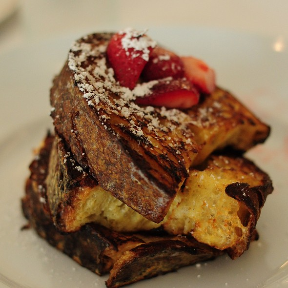 French Toast @ Story Restaurant