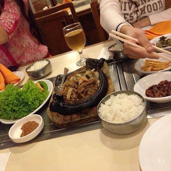 Beef Bulgogi W/ Sides