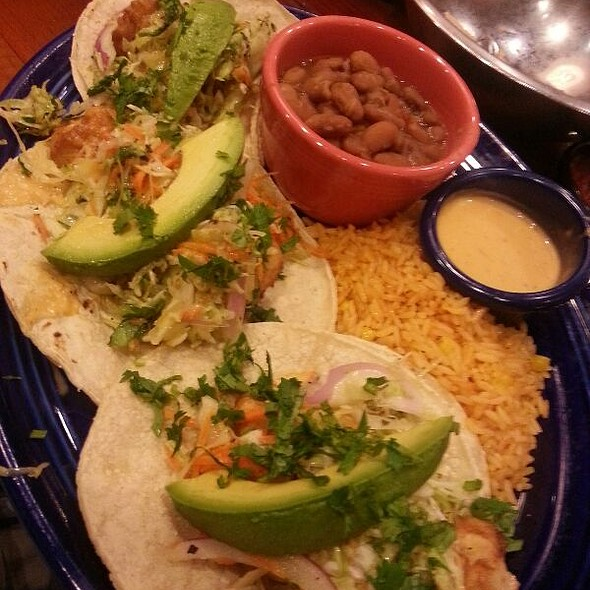 fish tacos - Cozymel's Mexican Grill - El Segundo, El Segundo, CA