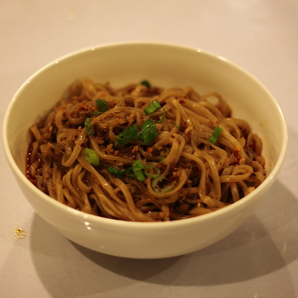 Dan Dan Noodles @ Little Pepper