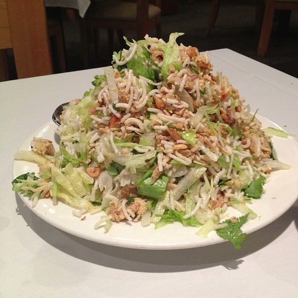 Chicken Salad @ Tao Tao Cafe
