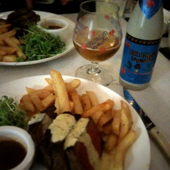 Steak Frites @ Steak Frit' Grand Place