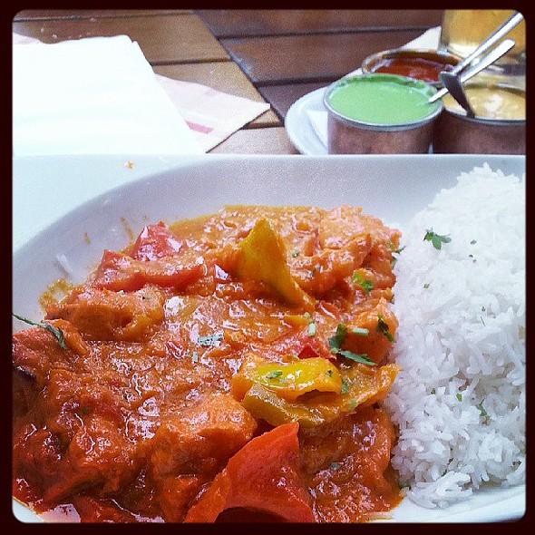 Chicken Tika Masala @ Shere Punjab