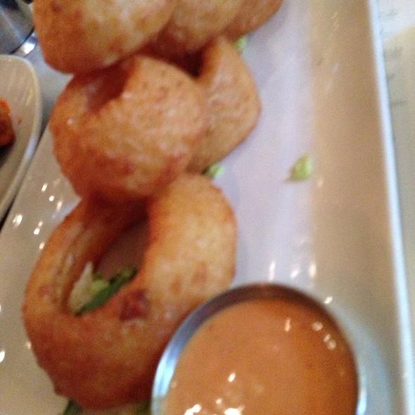 Onions Rings - The Pub - Aria, Las Vegas, NV