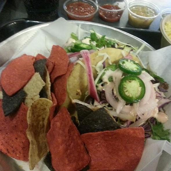Yucatecan-Style Fish Taco @ Taco Punk