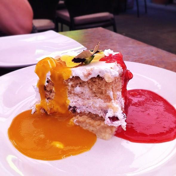 Tres Leches Cake - Thomas Hill Organics, Paso Robles, CA