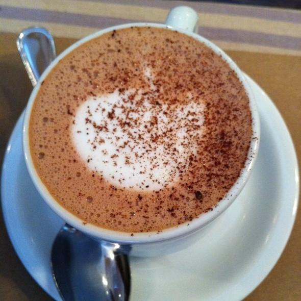 Hot Chocolate @ L.A. Burdick