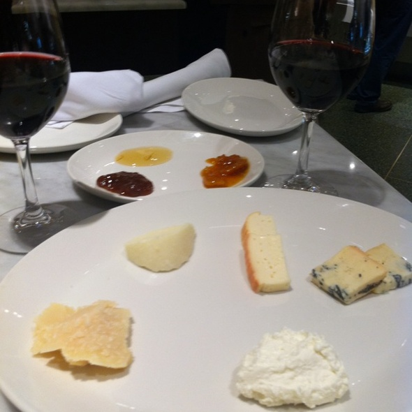 Artisnal Cheese Plate @ Eataly