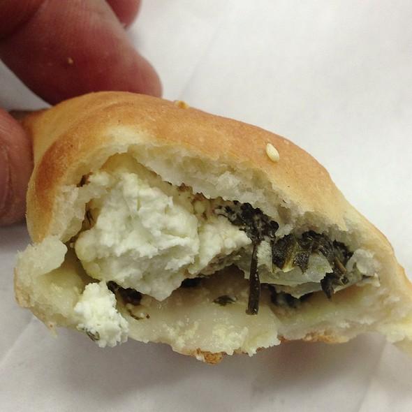 Spinach And Cheese Pie @ Dearborn Fresh Super Market