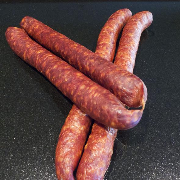Hungarian Kolbasz
