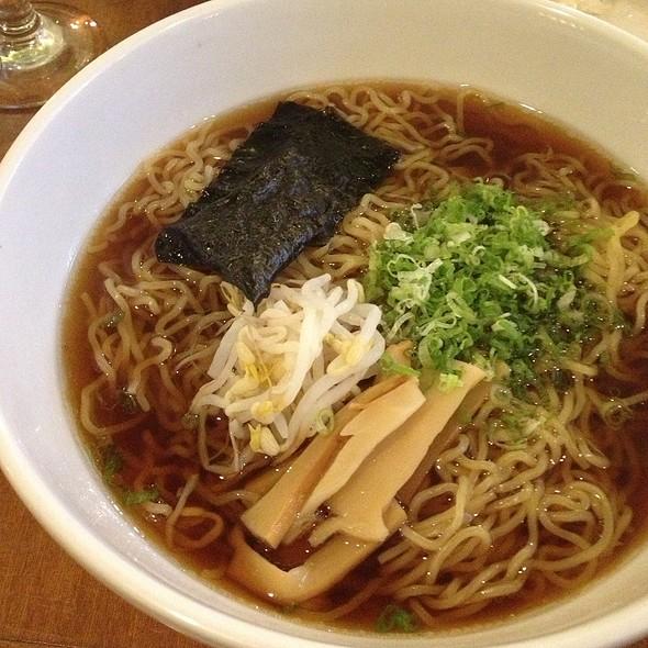 Shoyu Ramen @ Hanamizuki