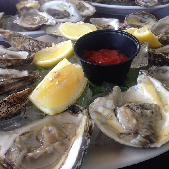 Atlantic seafood menu port canaveral fl foodspotting for Atlantic fish menu