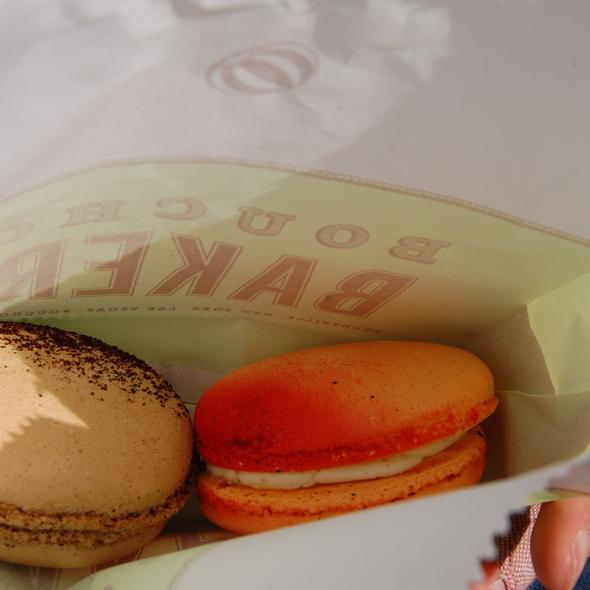 Macarons @ Bouchon