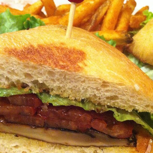 Portabello Mushroom Sandwich @ Gold Spike Hotel & Casino
