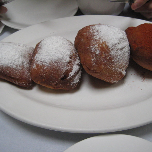 Flight of Beignets @ Brendas French Soul Food