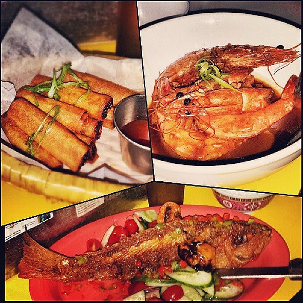 Flavor Explosion!!! @ Jeepney Filipino Gastropub