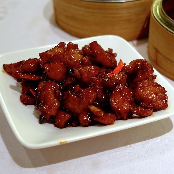 Spicy Fried Chicken @ Yank Sing Restaurants