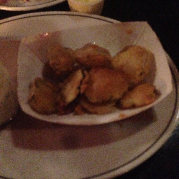 Fried Pickles @ Woodberry Kitchen