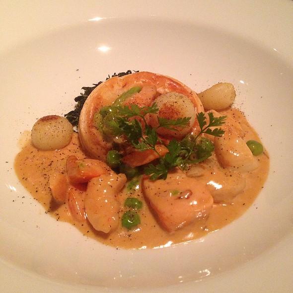 Seafood @ Tables