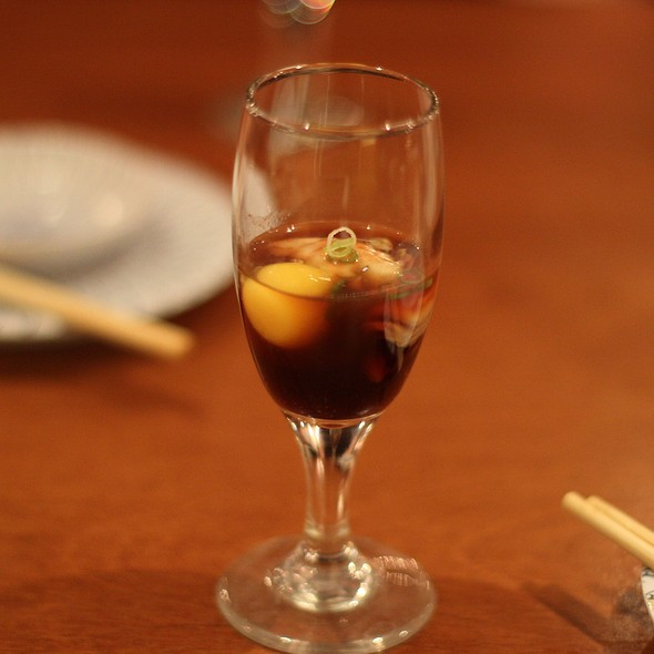 Oyster Shooter - Kamehachi of Tokyo - Northbrook, Northbrook, IL