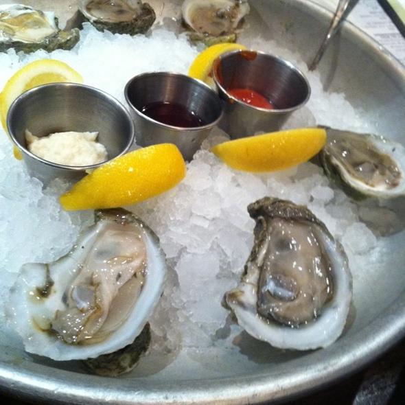 Oysters @ Lüke