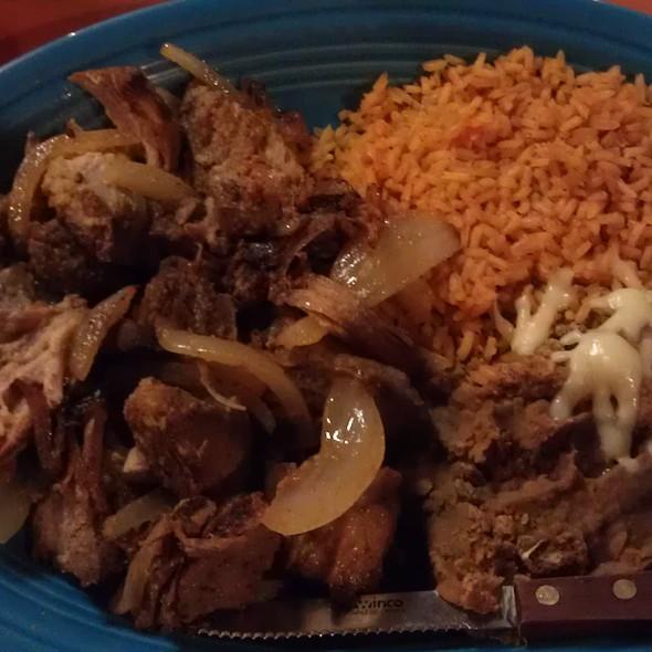 Carnitas Dinner @ Agave Mexican Restaurant