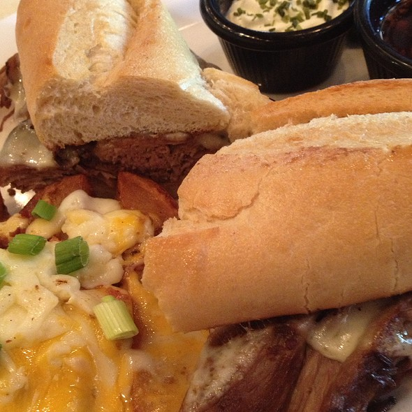 Spicy Beef Sandwich - Stone Creek - Plainfield, Plainfield, IN
